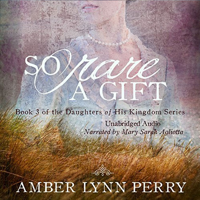 So Rare a Gift - Audible Link