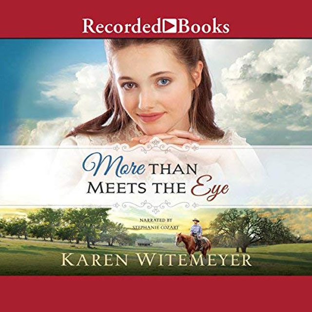 More Than Meets the Eye - Audible Link