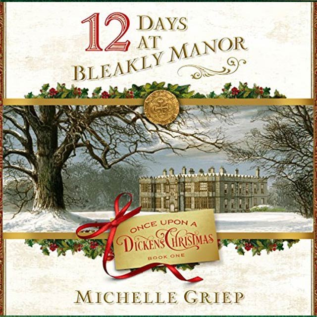 12 Days at Bleakly Manor - Audible Link